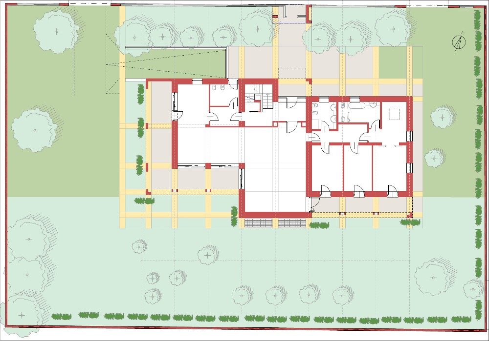 Casa unifamiliare in classe a a quartu sant 39 elena ca for Disegni di casa al piano terra