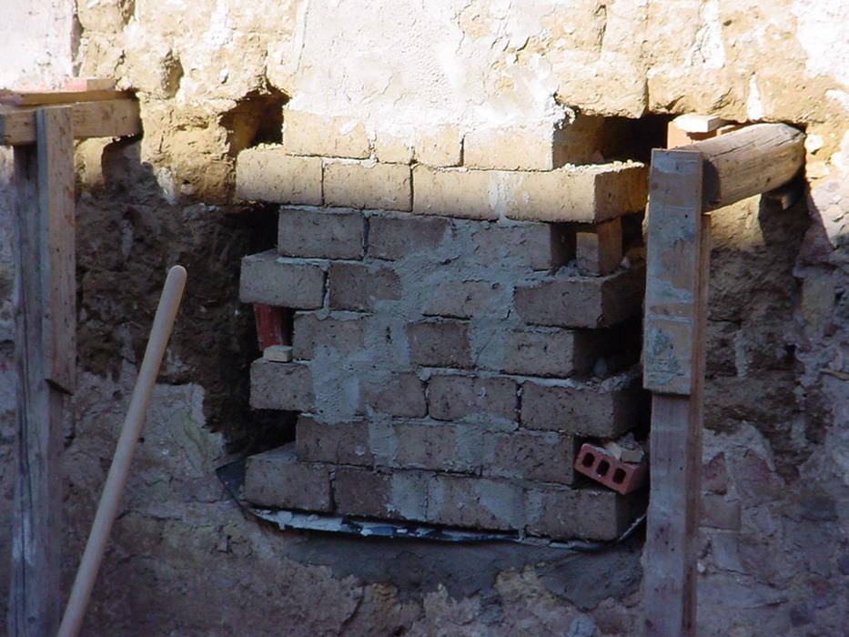 Risanamento delle murature con problemi di umidit di risalita - Umidita di risalita interventi ...
